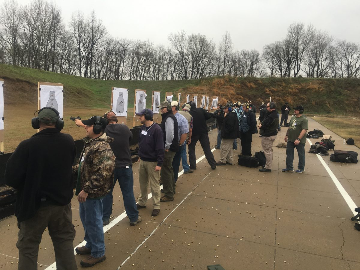 Range Master – Tactical Conference 2016