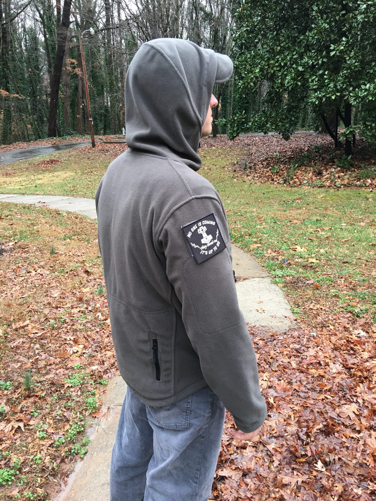 "Gear Review: Chinese ""Tactical Fleece"" (TAD Clone)"